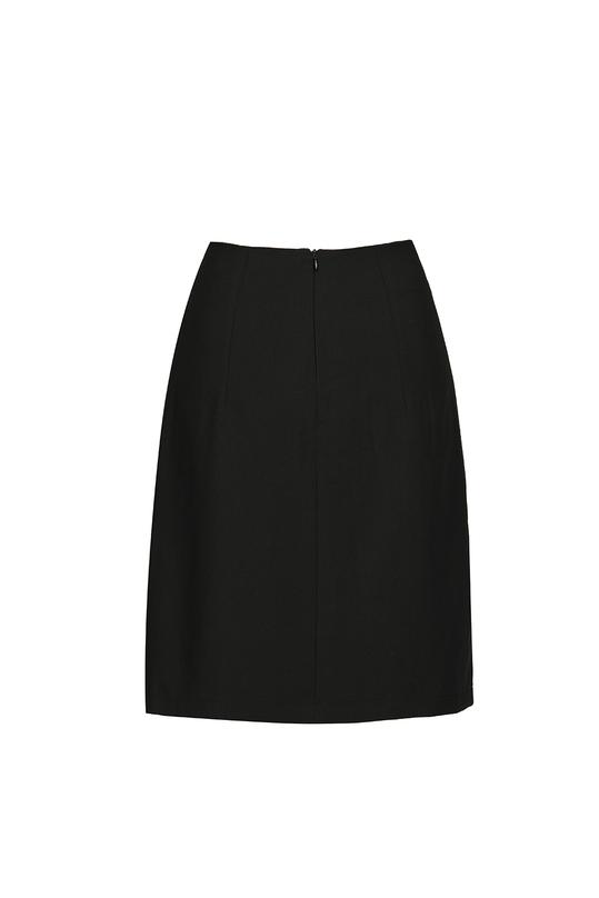 Chân váy chữ A đính nút CV01-10