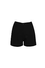 Quần short đen 2 túi QCS01-16