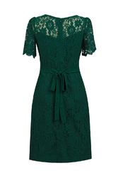Đầm ren cotton dáng chữ A KK86-19
