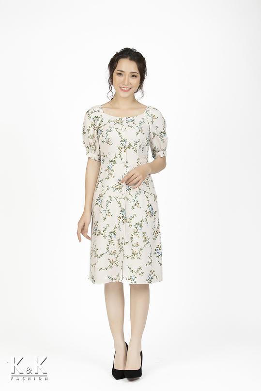 Đầm công sở KK83-07