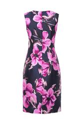 Đầm hoa đi tiệc tafta KK91-06