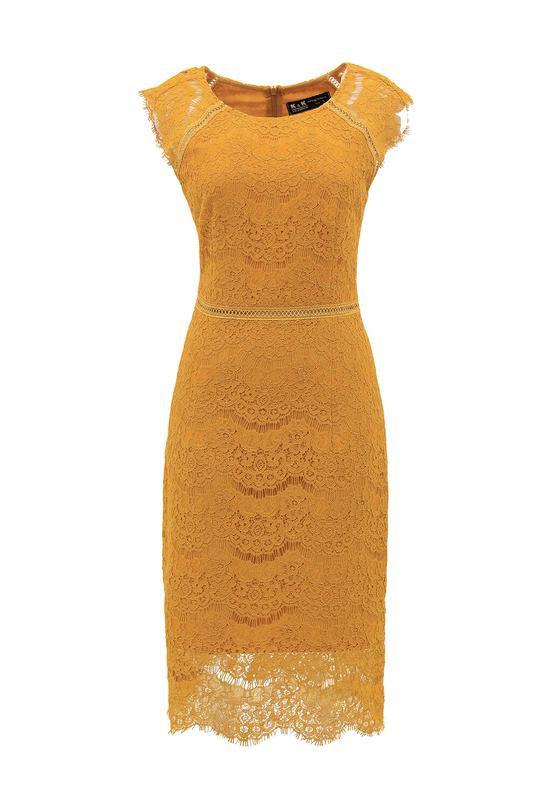 Đầm ren ôm body