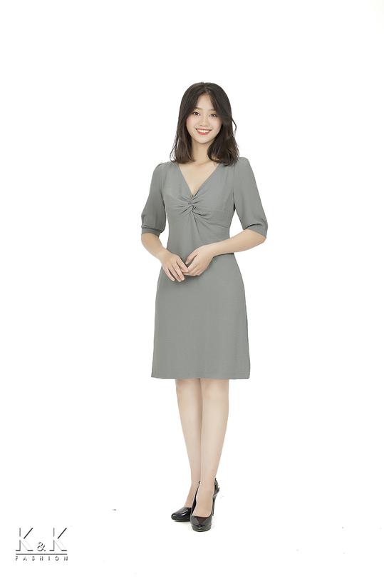 Đầm công sở KK83-34