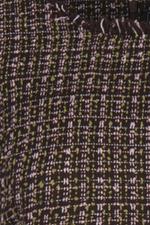 Đầm chữ A tùng xẻ phối túi