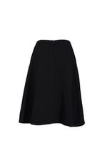 Chân váy đen dáng chữ A có túi