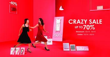 K&K Fashion giảm giá đến 70% nhân dịp 20/10