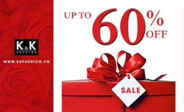 Thời trang công sở K&K  Fashion Big Sale Off Ngày 20/10