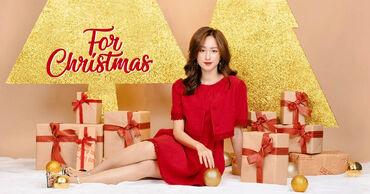 """Tận hưởng mùa Giáng sinh trọn vẹn đầy sắc màu cùng BST """"For Christmas"""""""
