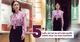 5 kiểu Áo sơ mi nữ Hàn Quốc đáng mua tại K&K Fashion