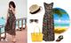 Dịu dàng trong nắng hè với váy maxi nhẹ nhàng