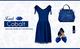 Sức hút từ BST váy đầm đơn sắc đón Thu 2014